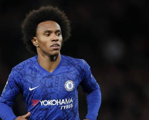Willian Admits Rejecting Chance to Move to Barcelona After Discussions With Family