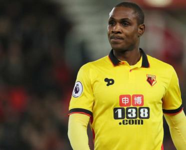 Watford in Talks to Re-Sign Odion Ighalo With Other Premier League Clubs Interested
