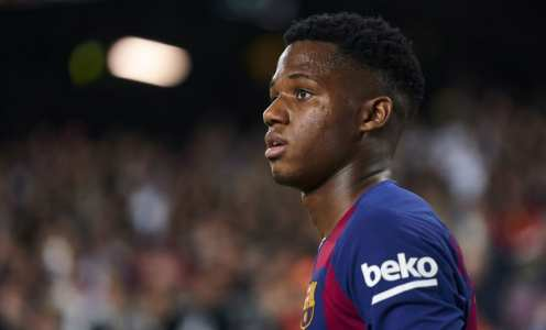 Ansu Fati & Arthur Ruled Out of Barcelona's Game Against Mallorca Through Injury