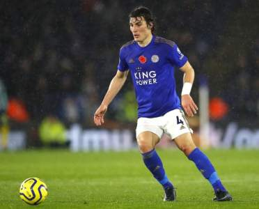 Manchester City Eyeing Move for Caglar Soyuncu in January as Leicester Name Huge Asking Price