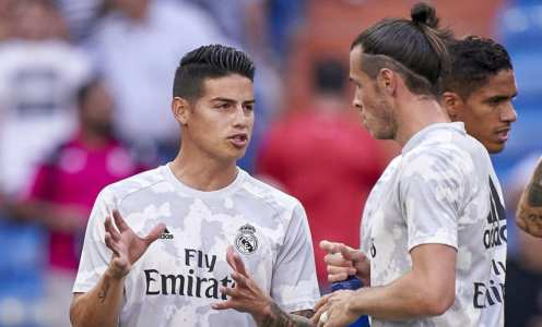 Real Madrid Must Raise €200m in January Sales – Gareth Bale & James Rodriguez Up for Grabs