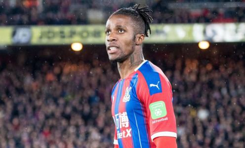 Roy Hodgson Refuses to Rule Out Wilfried Zaha Departure Amid Chelsea Interest