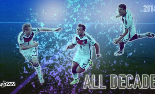 Germany 2014: The World Cup-Winning Squad That Took 14 Years to Build