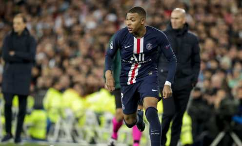 Zinedine Zidane Hints at Need to Respect PSG in Kylian Mbappé Transfer Pursuit