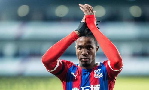 Wilfred Zaha's Agent Makes Contact With Chelsea Over Summer Move