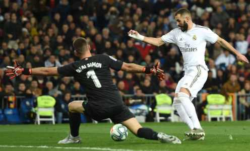 Real Madrid Labour to 0-0 Draw With Athletic Club as Los Blancos Stay Second in La Liga