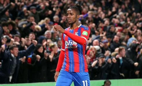 Chelsea Boosted in Pursuit of Wilfried Zaha After Crystal Palace Star Hires Super-Agent Pini Zahavi