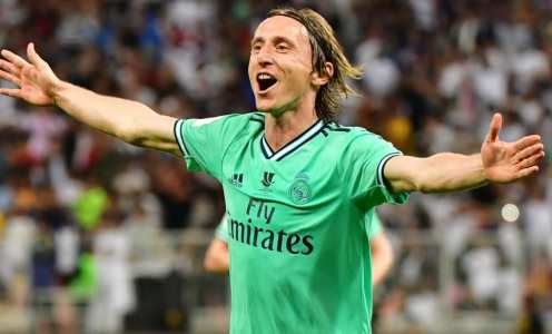 Inter Remain Determined to Sign Luka Modrić From Real Madrid