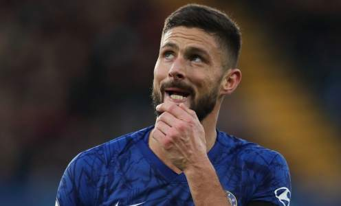 Olivier Giroud Agrees Personal Terms With Inter But Chelsea Must Still Accept the Deal