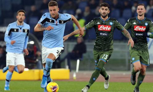 Napoli vs Lazio Preview: How to Watch on TV, Live Stream, Kick Off Time & Team News