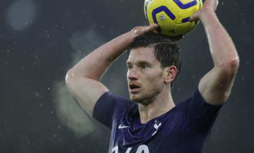 Ajax Put Off Jan Vertonghen Move by Asking Price and Wage Demands