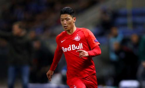 Leicester City Eye Summer Swoop for RB Salzburg's Hee-Chan Hwang