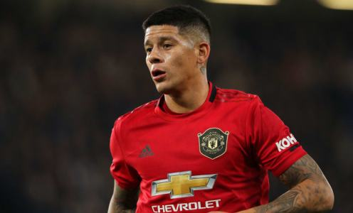 Man Utd's Marcos Rojo on Verge of Joining Boyhood Club as Family Confirms Move Home