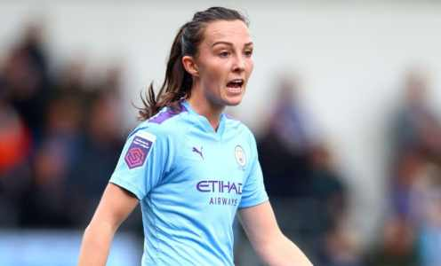 Caroline Weir Signs New Contract With Manchester City Women Until 2022