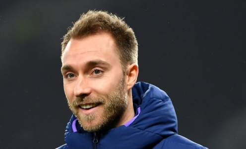 Christian Eriksen Lands in Milan for Medical Ahead of Completing Inter Transfer