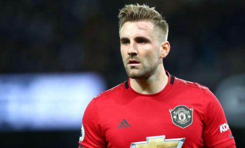 Leicester 'Make Enquiry' for Manchester United Defender Luke Shaw
