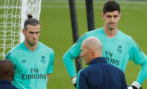Thibaut Courtois Lays Down Spanish Challenge for Gareth Bale at Real Madrid