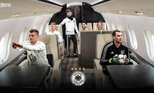Who's on the Plane? Germany Euro 2020 Squad Power Rankings – February