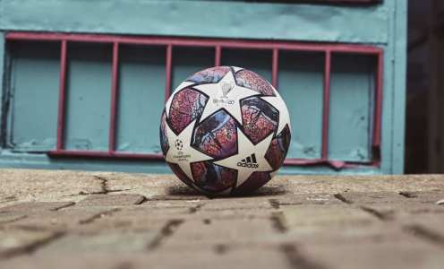 adidas Unveil Official Match Ball for 2020 Champions League Final