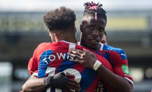 Andros Townsend Expects Wilfried Zaha to Leave Crystal Palace for Bigger Club