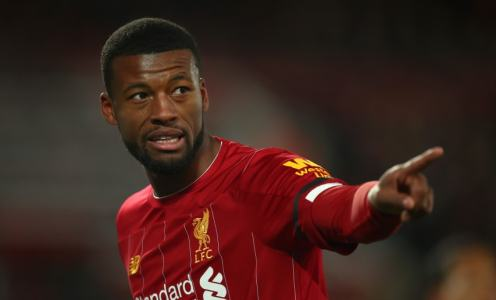 Georginio Wijnaldum Reveals Desire to Play in the Netherlands Again