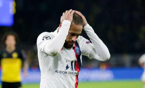 Neymar Claims PSG Have Been 'Afraid' to Start Him Ahead of Champions League Duties