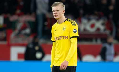 Exclusive: Erling Haaland Under Consideration by Man City as Long-Term Replacement for Sergio Agüero