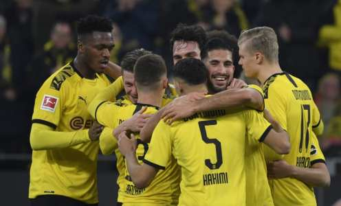 Dortmund 4-0 Eintracht Frankfurt: Report, Ratings & Reaction as BVB Blitz Past Woeful Visitors