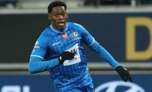Everton & Leicester Join Arsenal in Race for Free-Scoring Gent Striker