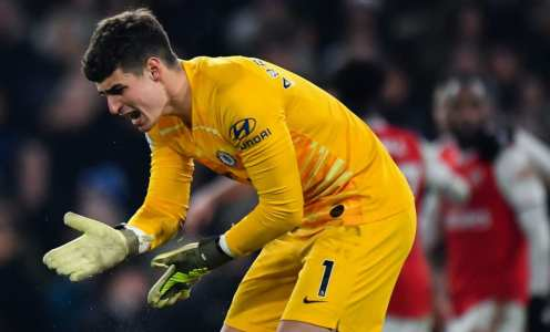 7 Goalkeepers Chelsea Should Sign to Replace the Struggling Kepa Arrizabalaga