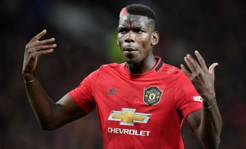 Man Utd Set Paul Pogba Price Tag as Injured Star Sits Out Winter Training Camp