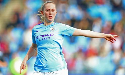 Kiera Walsh Signs New 3-Year Contract With Manchester City