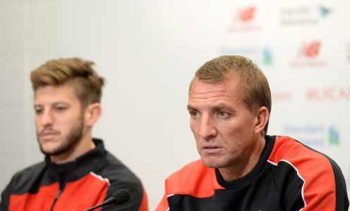Brendan Rodgers Speaks Out on Links With Former Liverpool Charge Adam Lallana