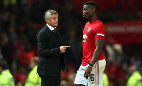 Ole Gunnar Solskjaer Fires Warning to Mino Raiola & Insists Paul Pogba Wants to Play for Man Utd