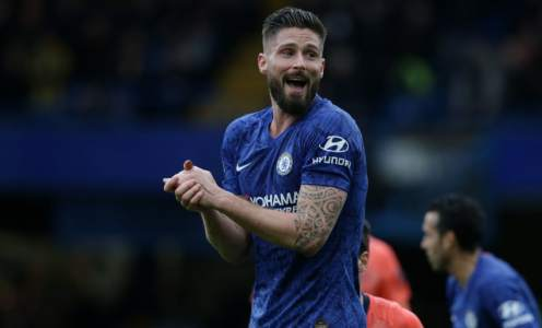 Olivier Giroud 'Rejects' Chelsea Contract Extension in Latest Inter Shaped Twist