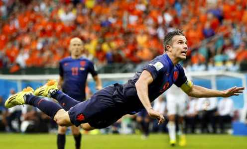 Spain 1-5 Netherlands: Remembering the Day That Spain's Tiki-Taka Revolution Died