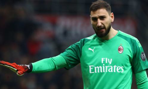Gianluigi Donnarumma Expected to Reject New Milan Contract With Premier League Clubs & PSG Linked