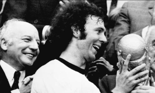 5 of the Best Moments of Franz Beckenbauer's Career