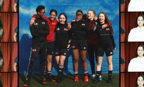adidas teams up with iFundWomen & Goals4Girls for International Women's Day