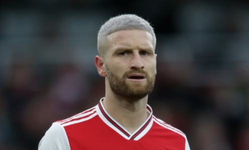 Arsenal Defender Shkodran Mustafi Admits There Are 'Many Question Marks' Over His Future