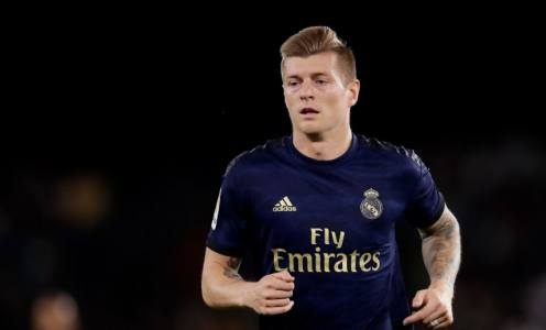 Toni Kroos Linked With Return to Bayern Munich After Being 'Pissed Off' By Champions League Snub