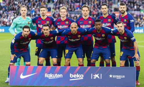 Barcelona Confirm Staff and Player Wages to Be Cut While Coronavirus Pandemic Continues