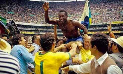 5 of the Best Moments of Pelé's Career