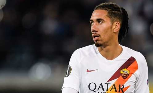 Arsenal Make Enquiry for Manchester United Defender Chris Smalling