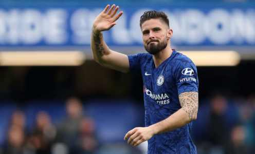 Olivier Giroud Admits He Saw Himself 'Far Away From Chelsea' & Reveals Antonio Conte Phone Call