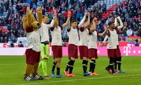 Social Media Roundup: How Bayern Munich Players Are Doing Following Football Postponement