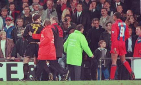 How a Shocked Alex Ferguson Reacted to Eric Cantona 'Kung Fu' Kick at Selhurst Park