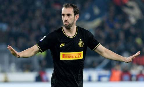 Tottenham Tipped to Rival Manchester United in Race to Sign Veteran Diego Godin