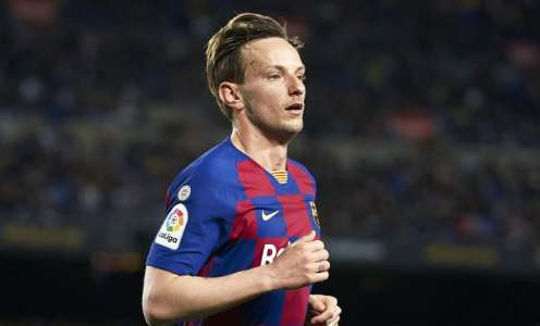 Ivan Rakitic Sounds Like He Has a Chip on His Shoulder in Warning Barça 'I'm Not a Sack of Potatoes'