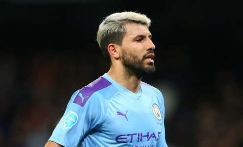 Manchester City Star Sergio Aguero Linked With Return to Former Club Independiente